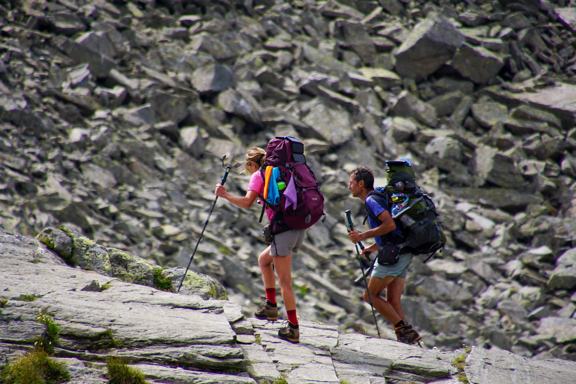 obuwie trekkingowe